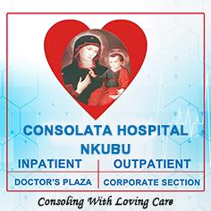 Consolata Hospital Nkubu